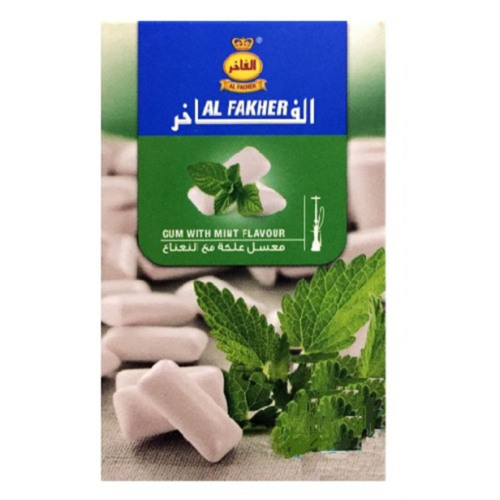 купить Табак Al Fakher - Gum with Mint 50г оптом