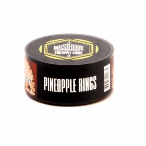 купить Musthave - Pineapple Rings 25г оптом