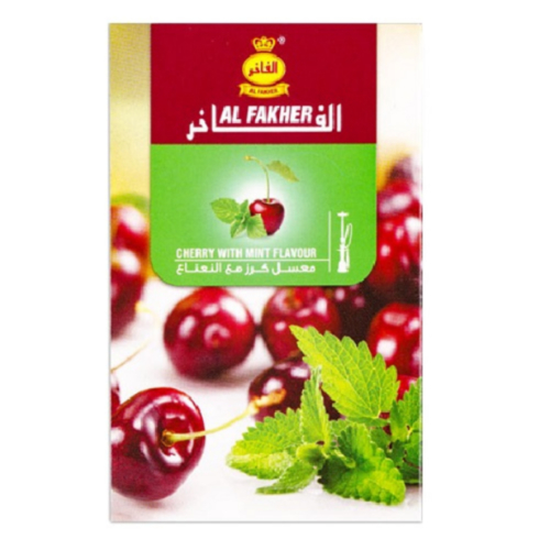 купить Табак Al Fakher - Cherry with Mint 50г оптом