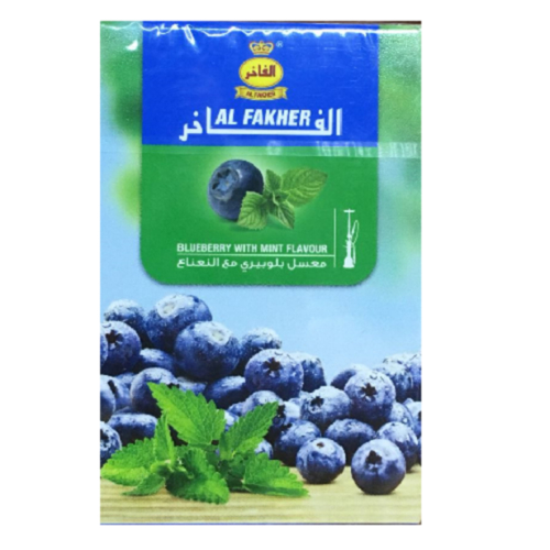 купить Табак Al Fakher - Blueberry with Mint 50г оптом