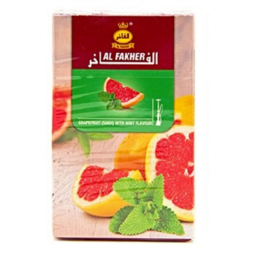 купить Табак Al Fakher - Grapefruit with Mint 50г оптом